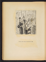 [G. Alan Chidsey scrapbook of cartoons about art and artists' models page 47]