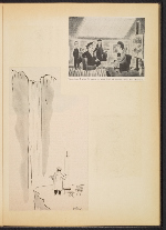 [G. Alan Chidsey scrapbook of cartoons about art and artists' models page 64]
