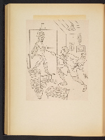 [G. Alan Chidsey scrapbook of cartoons about art and artists' models page 79]