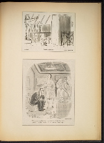 [G. Alan Chidsey scrapbook of cartoons about art and artists' models page 90]