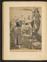 [G. Alan Chidsey scrapbook of cartoons about art and artists' models page 91]