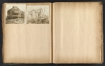 Thomas B. Clarke scrapbook of materials relating to George Inness