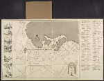 [Map of the Rockport, Massachusetts artist colony inside 2]