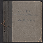 Photograph album of the Fine Arts Pan-American Exposition in Buffalo, N.Y.