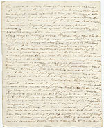 [Thomas Cole letter to George W. Greene page 2]