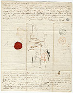 [Thomas Cole letter to George W. Greene page 4]
