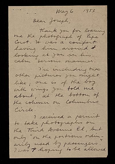 Joseph Cornell: Shadowplay, Eterniday. Essays by Lynda Roscoe Hartigan ... [Et Al.]