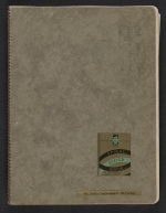Photograph album of Henry, Harry, and Olive Cowell