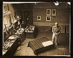 [Konrad Cramer in his studio ]