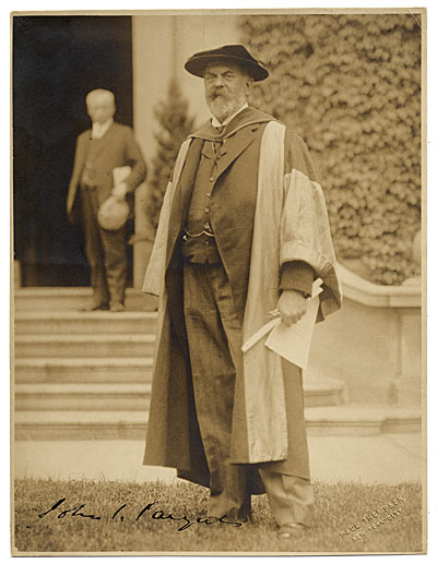 [John Singer Sargent at Harvard]