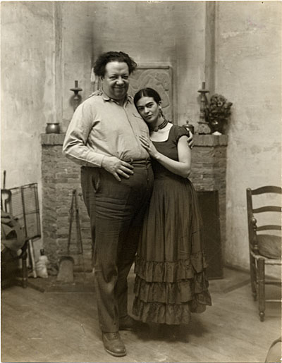 [Frida Kahlo and Diego Rivera]