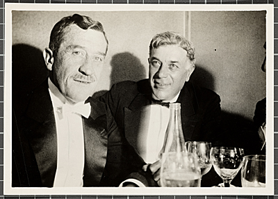 Georges Braque and Chester Dale
