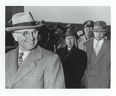 Photograph of Harry Truman