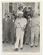 Harry Truman in Key West, Florida
