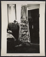 Jay DeFeos painting ladder