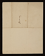 [John James Abert letter to G. P. A. (George Peter Alexander) Healy 2]