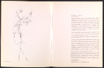[Catalog for Eleanor Dickinson: line drawing exhibition pages 3]