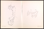 [Catalog for Eleanor Dickinson: line drawing exhibition pages 4]