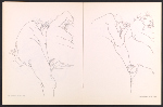 [Catalog for Eleanor Dickinson: line drawing exhibition pages 10]