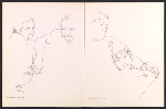 [Catalog for Eleanor Dickinson: line drawing exhibition pages 11]