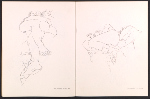 [Catalog for Eleanor Dickinson: line drawing exhibition pages 12]
