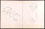 [Catalog for Eleanor Dickinson: line drawing exhibition pages 14]