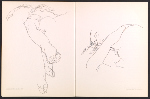 [Catalog for Eleanor Dickinson: line drawing exhibition pages 15]