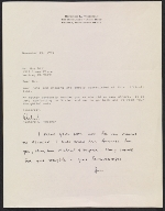 Richard L. Weisman, Seattle, Wash. letter to Guy Dill, Venice, Calif.