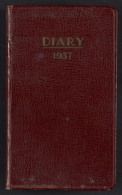 Helen Torr Dove and Arthur Dove diary