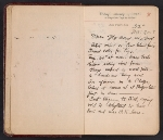 [Helen Torr Dove and Arthur Dove diary pages 2]