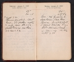 [Helen Torr Dove and Arthur Dove diary pages 3]
