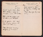 [Helen Torr Dove and Arthur Dove diary pages 5]