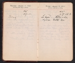 [Helen Torr Dove and Arthur Dove diary pages 9]