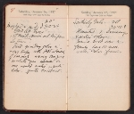 [Helen Torr Dove and Arthur Dove diary pages 10]