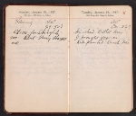 [Helen Torr Dove and Arthur Dove diary pages 11]