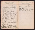 [Helen Torr Dove and Arthur Dove diary pages 13]