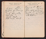 [Helen Torr Dove and Arthur Dove diary pages 17]