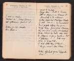 [Helen Torr Dove and Arthur Dove diary pages 19]