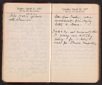 [Helen Torr Dove and Arthur Dove diary pages 42]