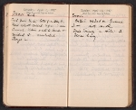 [Helen Torr Dove and Arthur Dove diary pages 52]