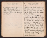 [Helen Torr Dove and Arthur Dove diary pages 72]