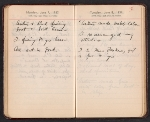 [Helen Torr Dove and Arthur Dove diary pages 81]