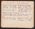 [Helen Torr Dove and Arthur Dove diary pages 84]