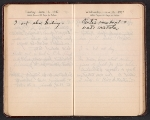 [Helen Torr Dove and Arthur Dove diary pages 85]
