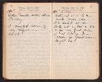 [Helen Torr Dove and Arthur Dove diary pages 97]