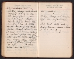 [Helen Torr Dove and Arthur Dove diary pages 105]