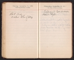 [Helen Torr Dove and Arthur Dove diary pages 127]
