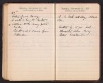 [Helen Torr Dove and Arthur Dove diary pages 158]