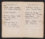 [Helen Torr Dove and Arthur Dove diary pages 4]