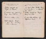 [Helen Torr Dove and Arthur Dove diary pages 12]